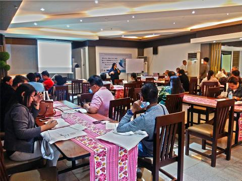 Component 3 Project Briefings and Rapid DRRM Capacity Needs Appraisal in Butuan